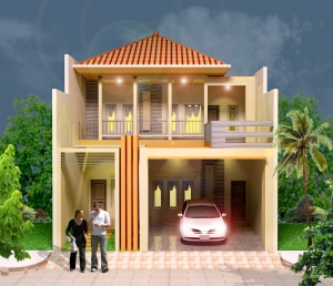 Desaian Rumah on Desain Rumah Minimalis 1