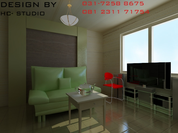 Design Interior Malam