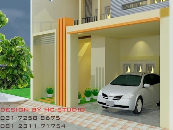 Rumah Arsitektur Minimalis