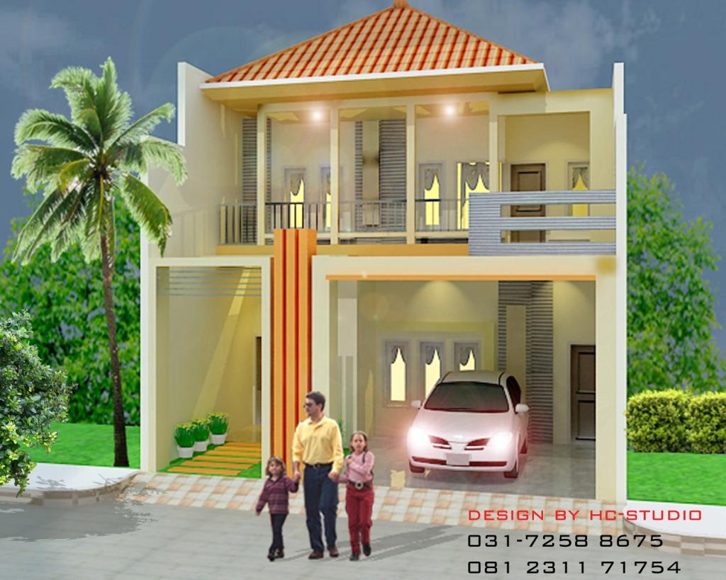 Rumah Minimalis design Arsitektur Indonesia